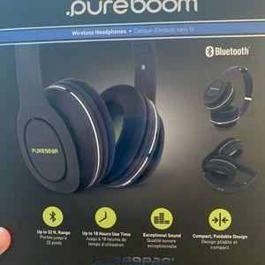 Accessories - Pureboom Bluetooth Earphones